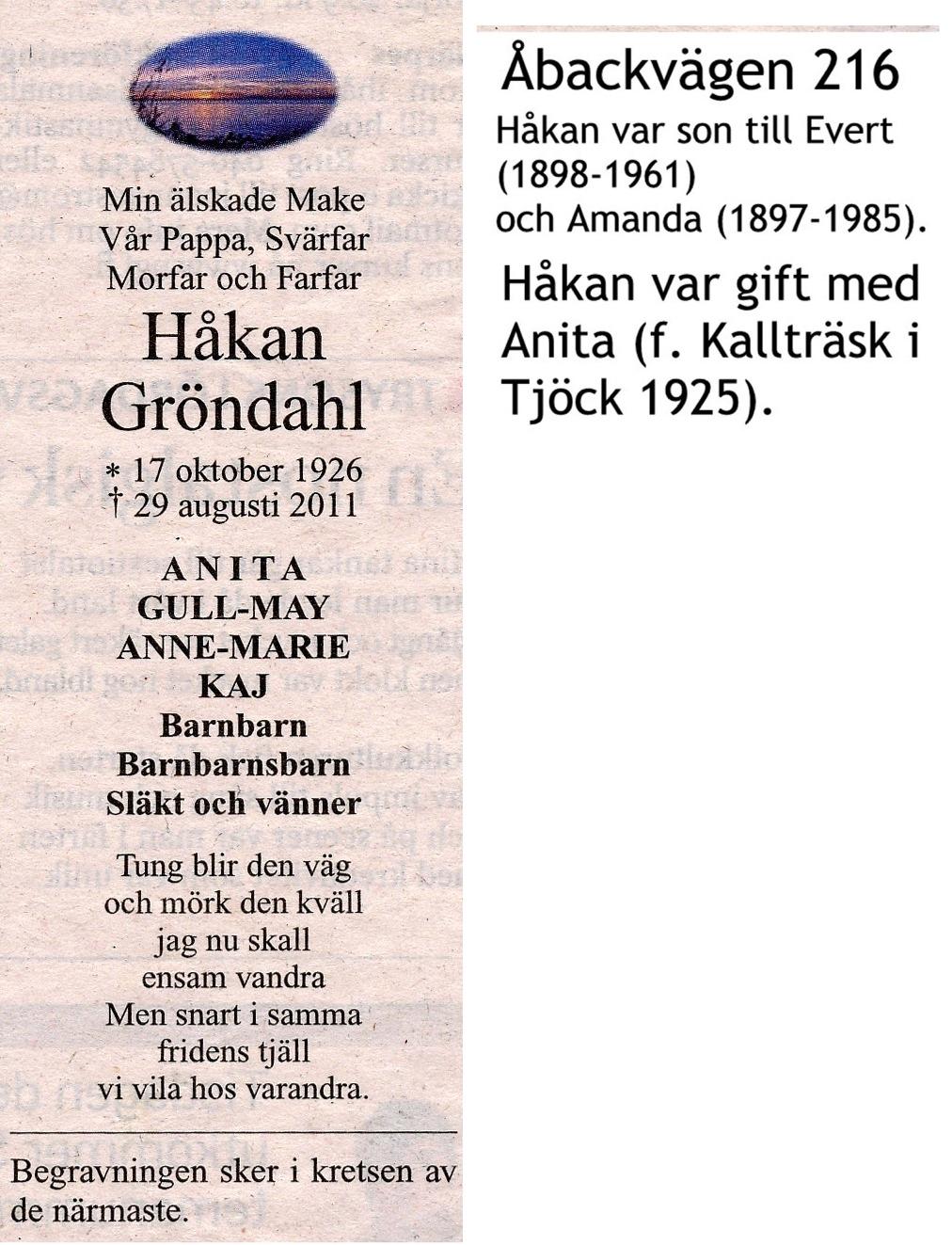 Gröndahl Håkan