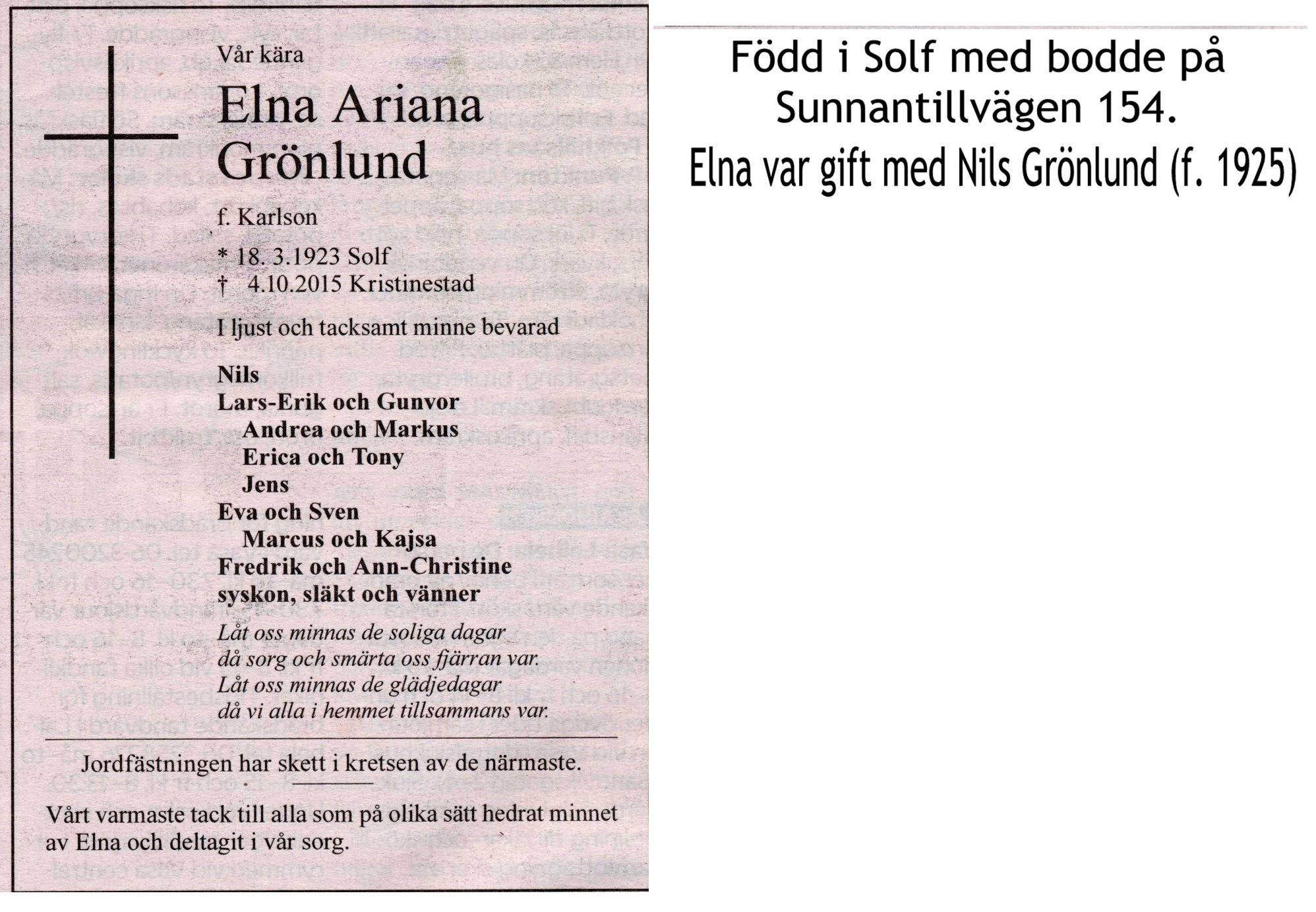 Grönlund Elna