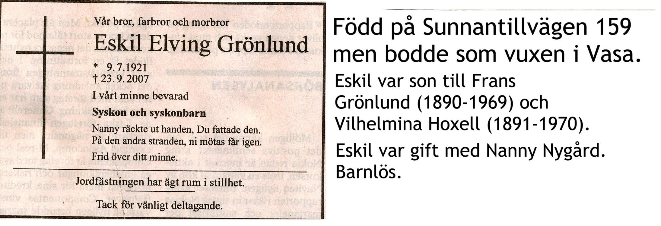 Grönlund Eskil