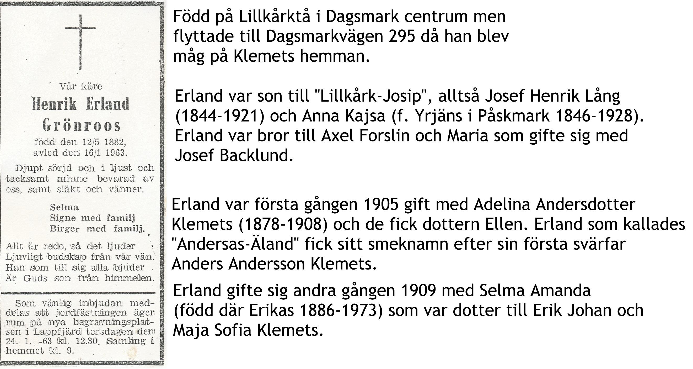 Grönroos Erland