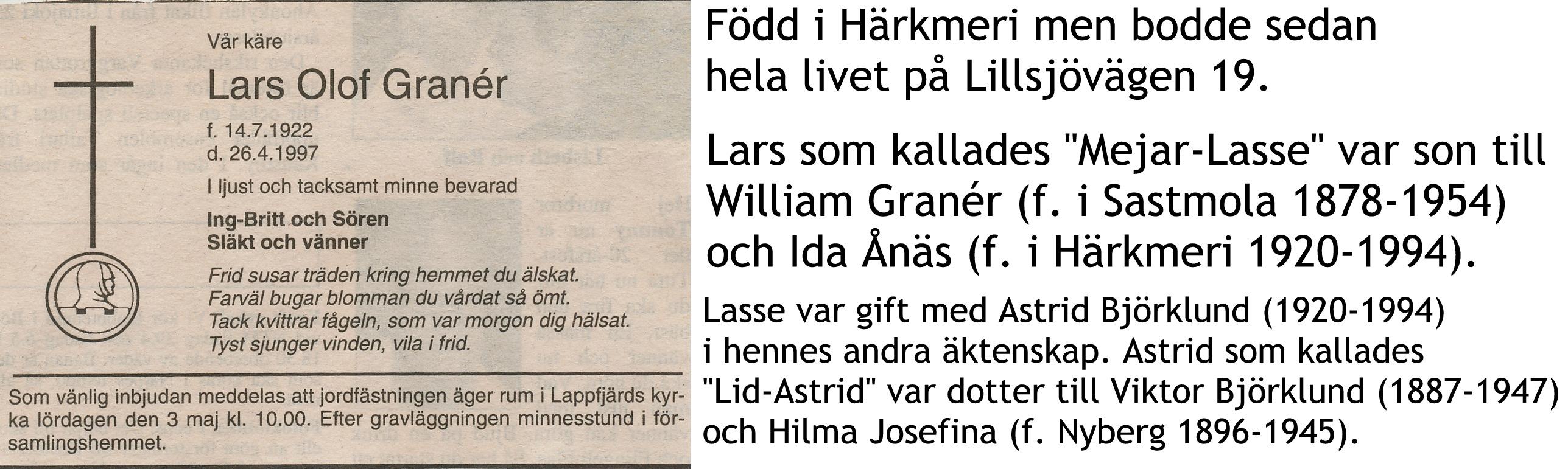 Graner Lars