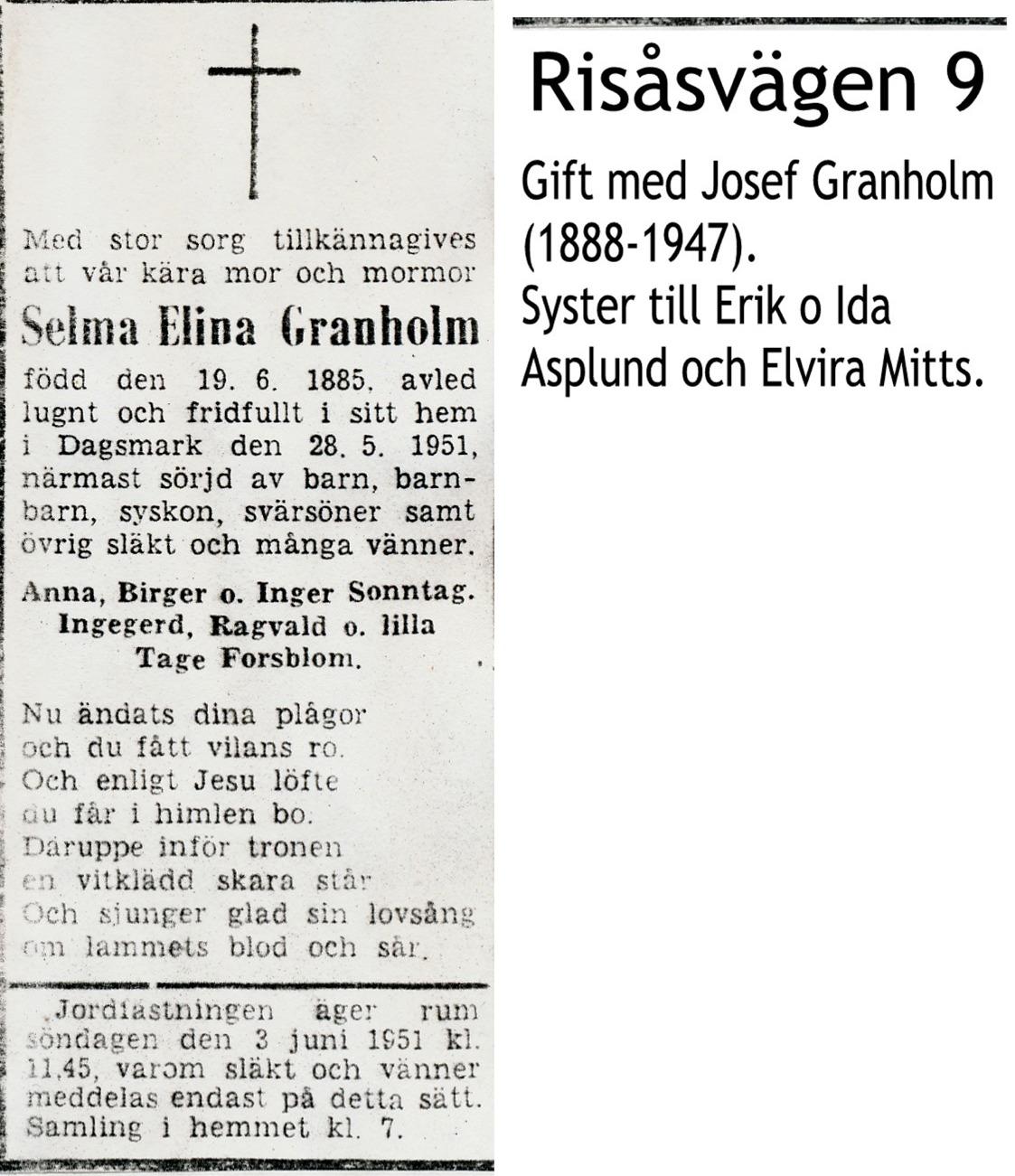 Granholm Selma