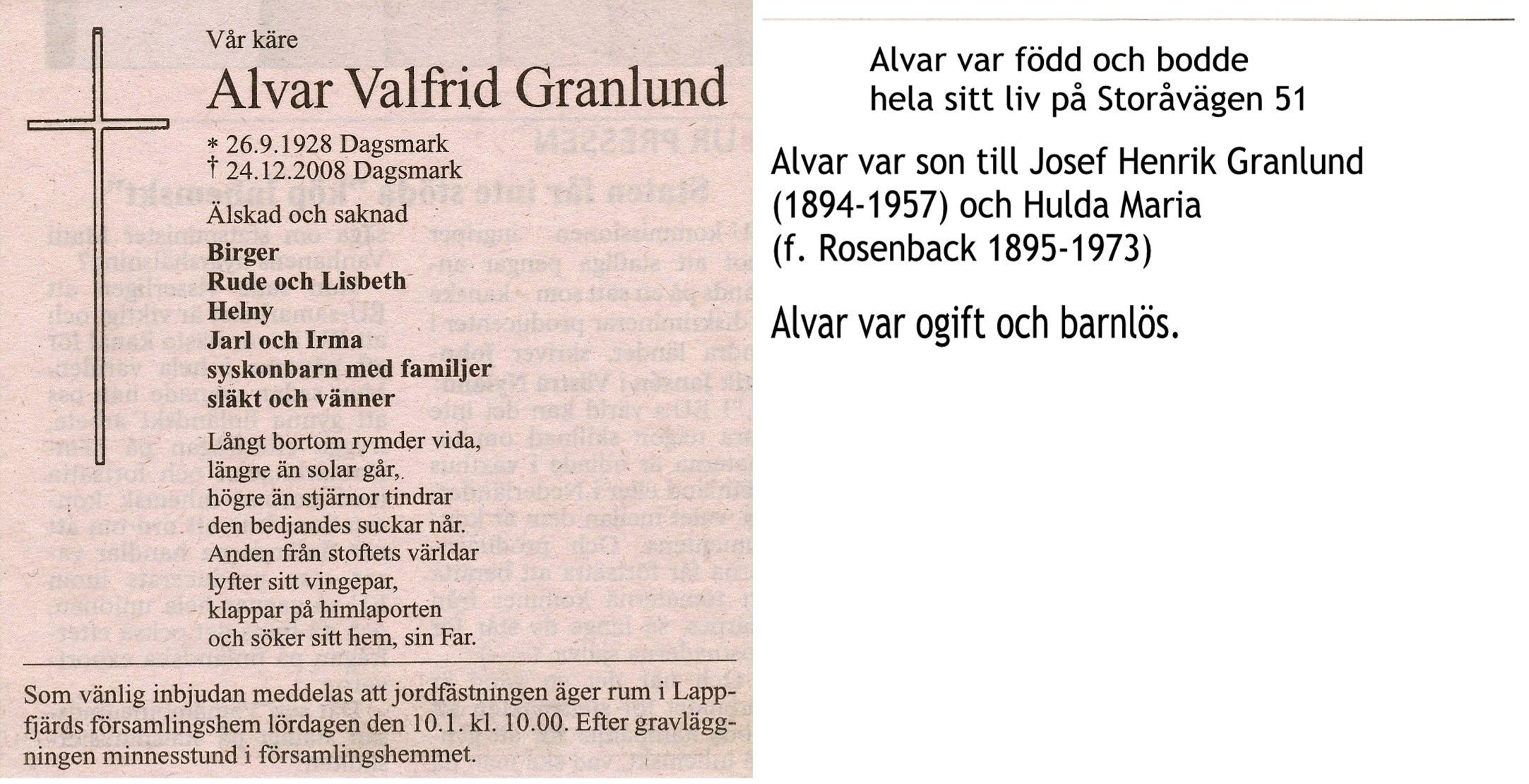 Granlund Alvar