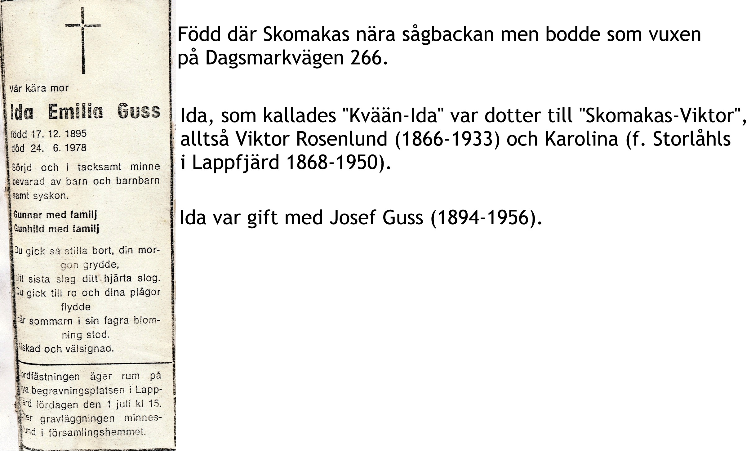 Guss Ida