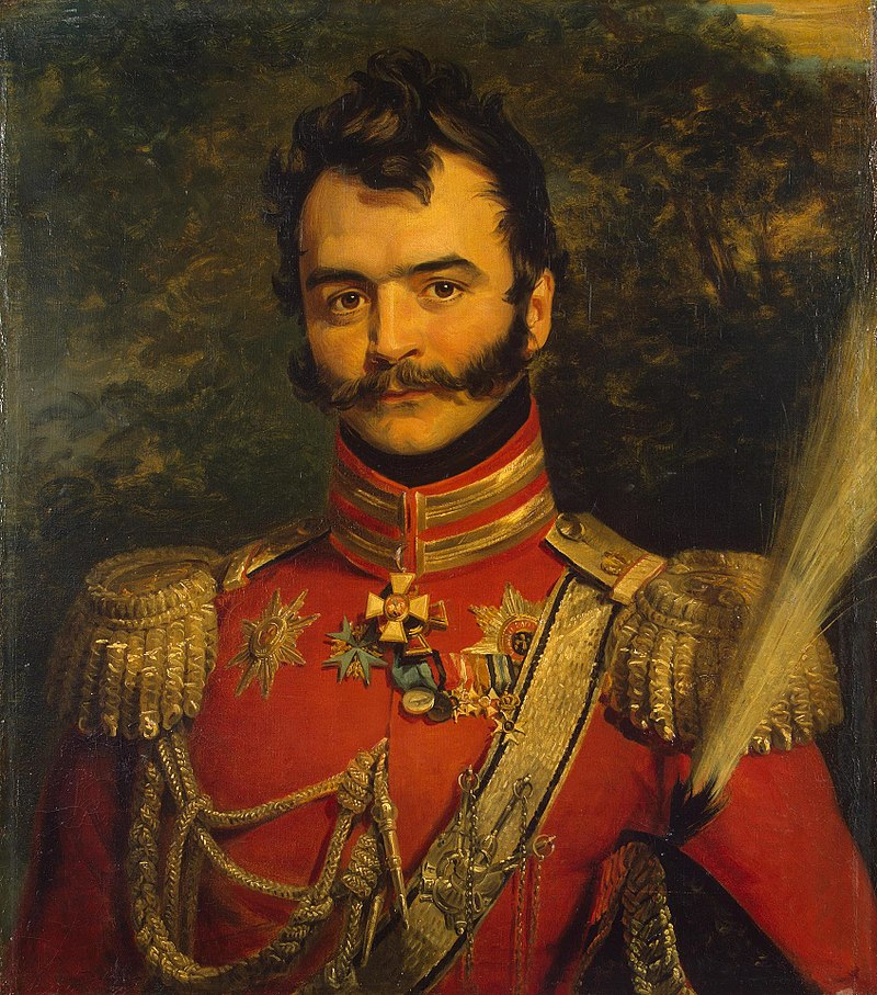 General Orloff-Denisoff (1775-1844).