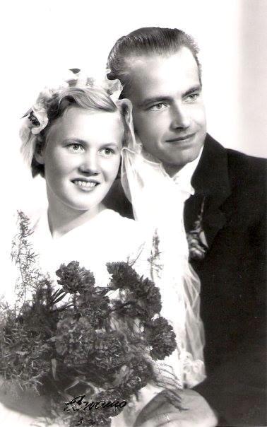 Yngsta barnet Egil föddes 1931 och han gifte sig år 1955 med Ritva (f. Joonas i Storå 1934-1981) och de fick barnen Tor-Erik 1956 och Rita 1960.