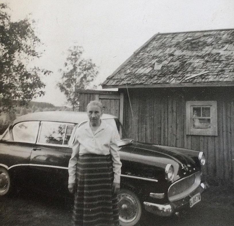År 1962 fyllde Skräddarinas-Tilda 70 år.