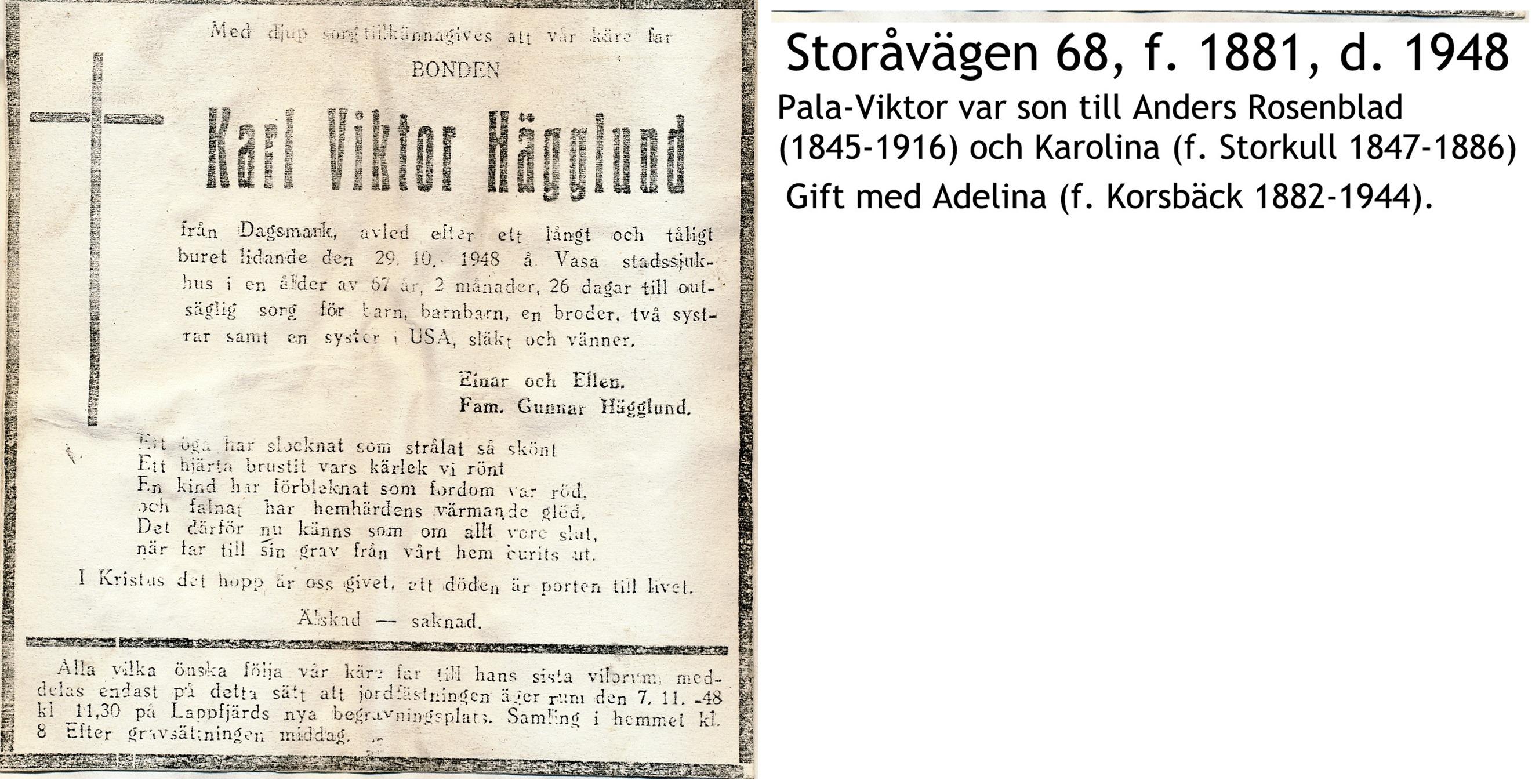Hägglund Viktor Pala