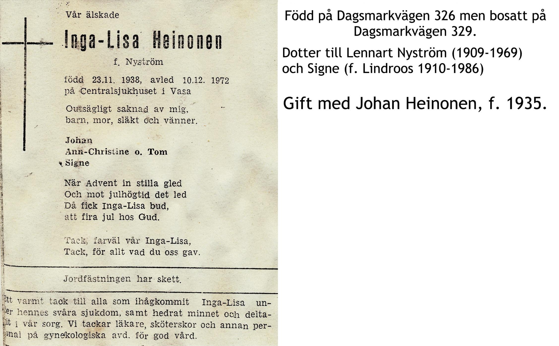 Heinonen Inga-Lisa