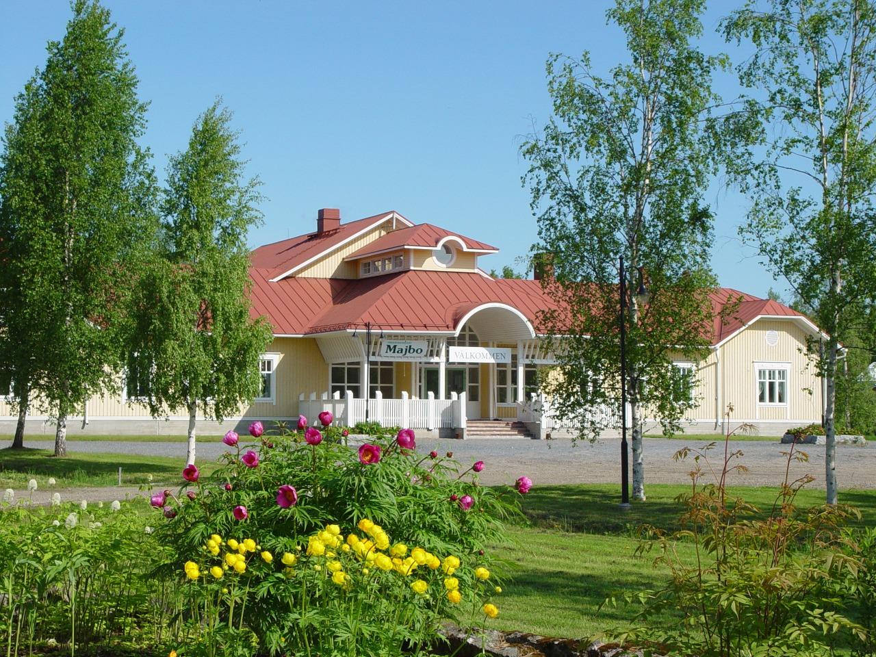 Föreningens tredje hus, Föreningshuset Majbo.