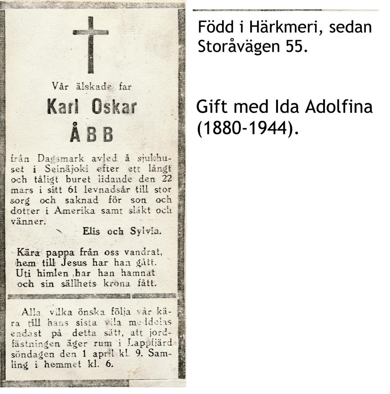 Åbb Oskar
