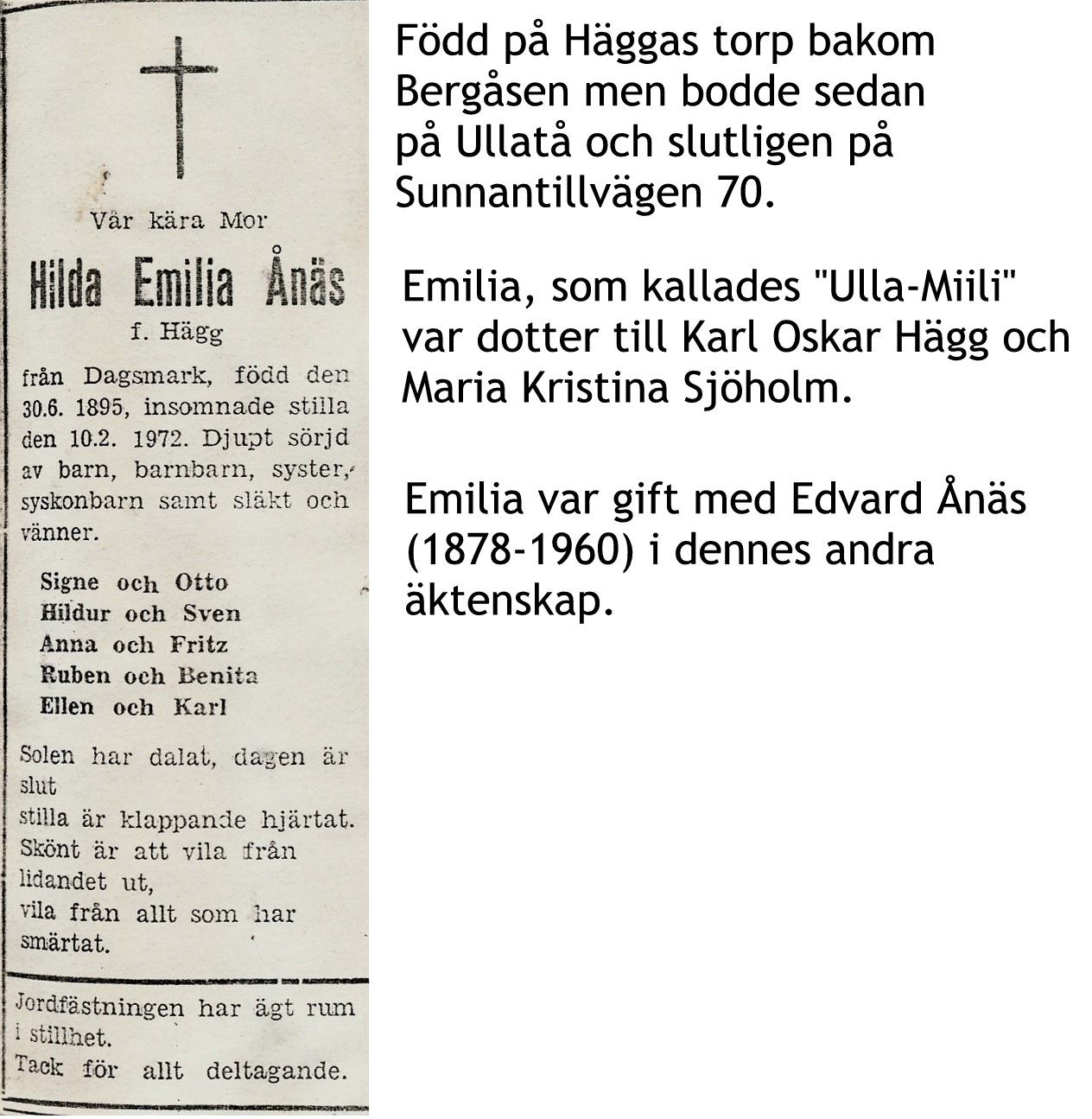 Ånäs Emilia