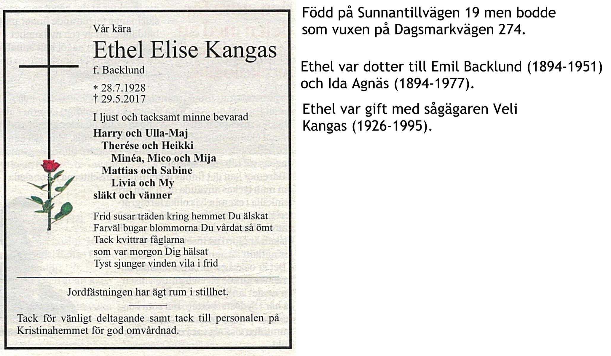 Kangas Ethel
