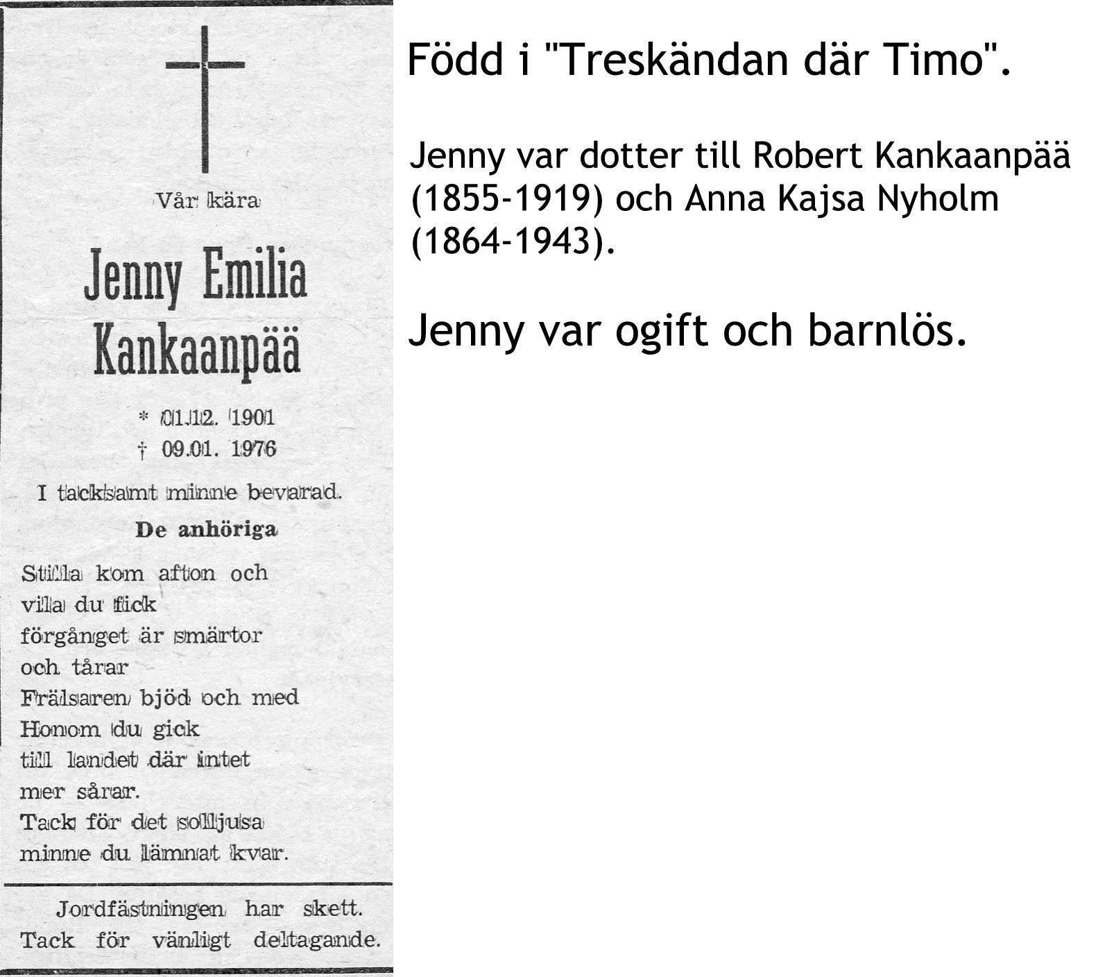 Kankaanpää Jenny