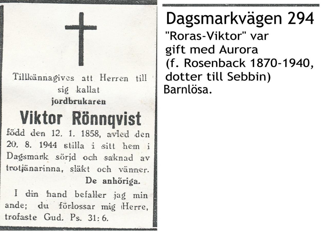 Rönnqvist Viktor