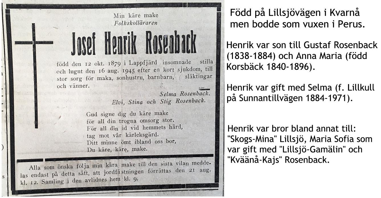 Rosenback Henrik