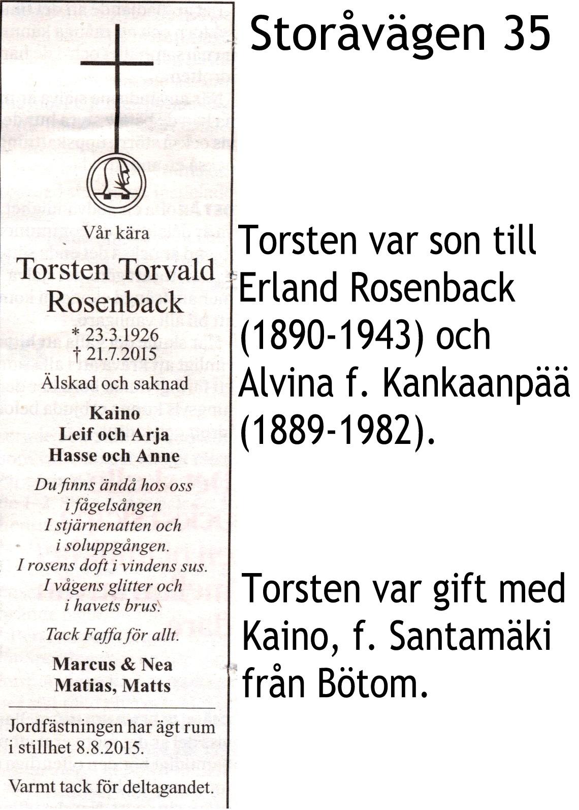 Rosenback Torsten