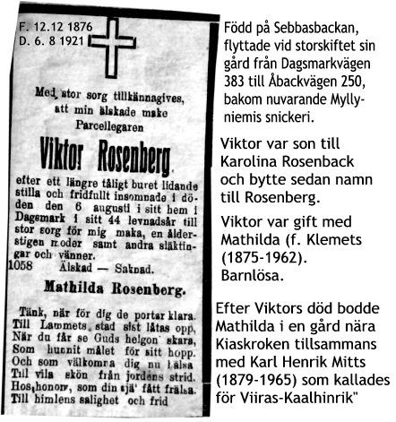 Rosenberg Viktor
