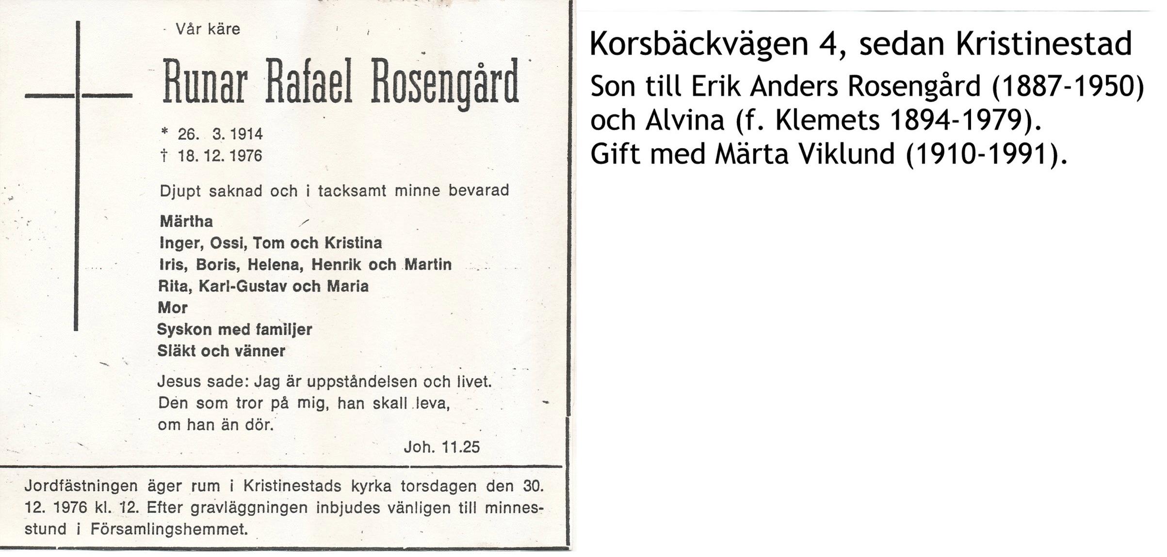 Rosengård Runar