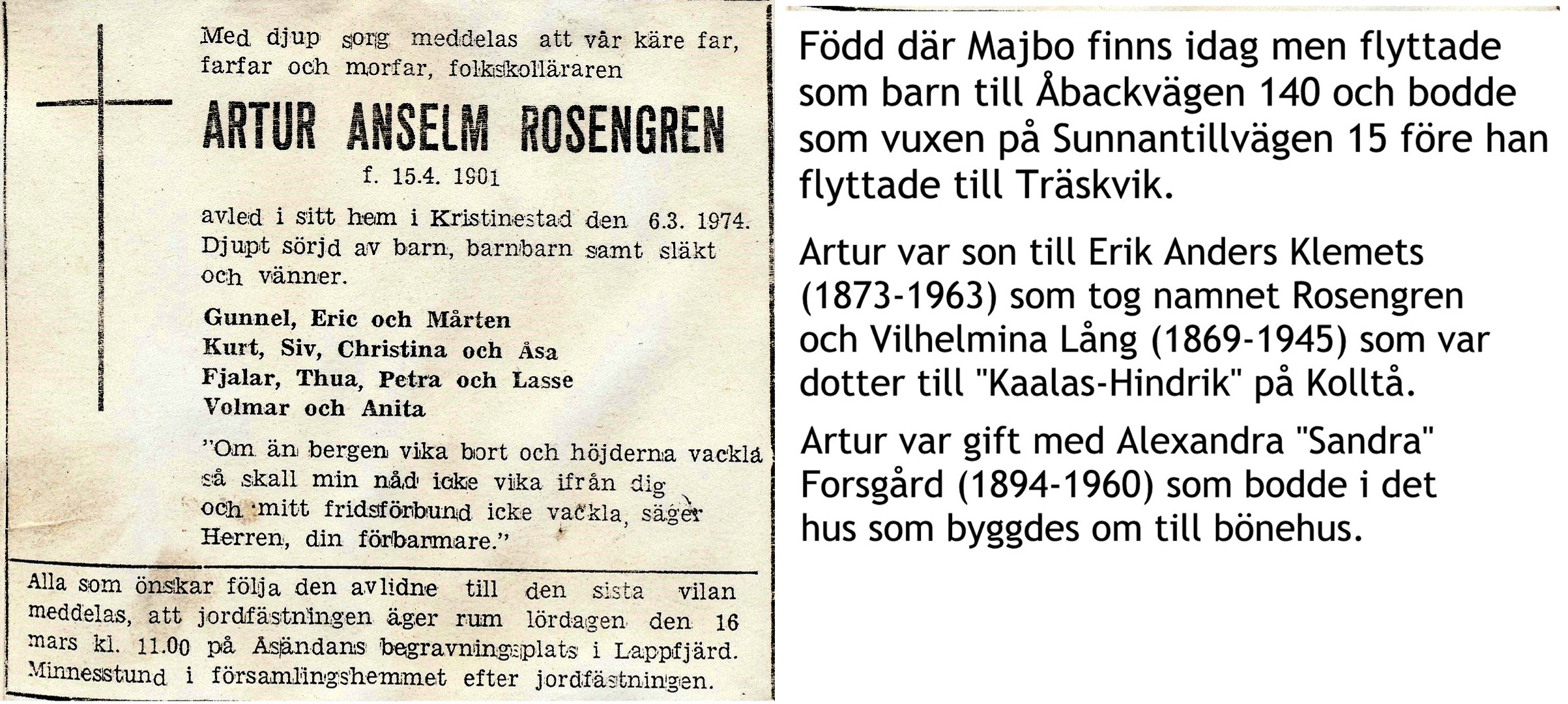 Rosengren Artur