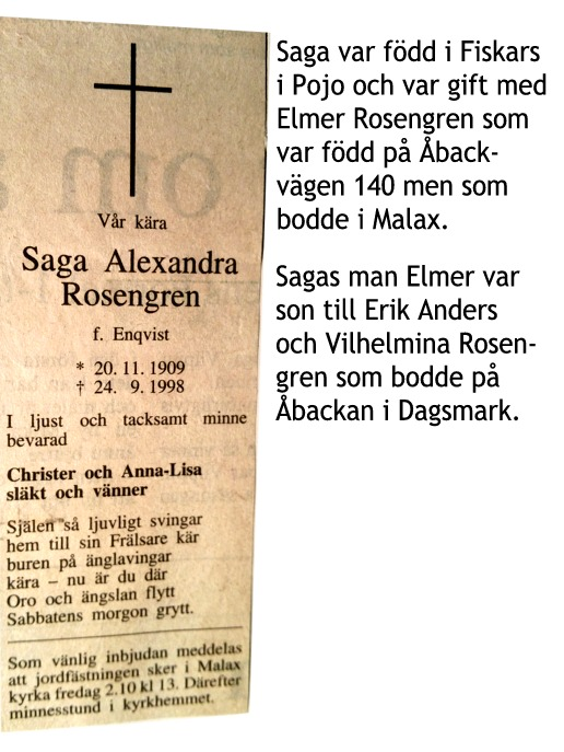 Rosengren Saga
