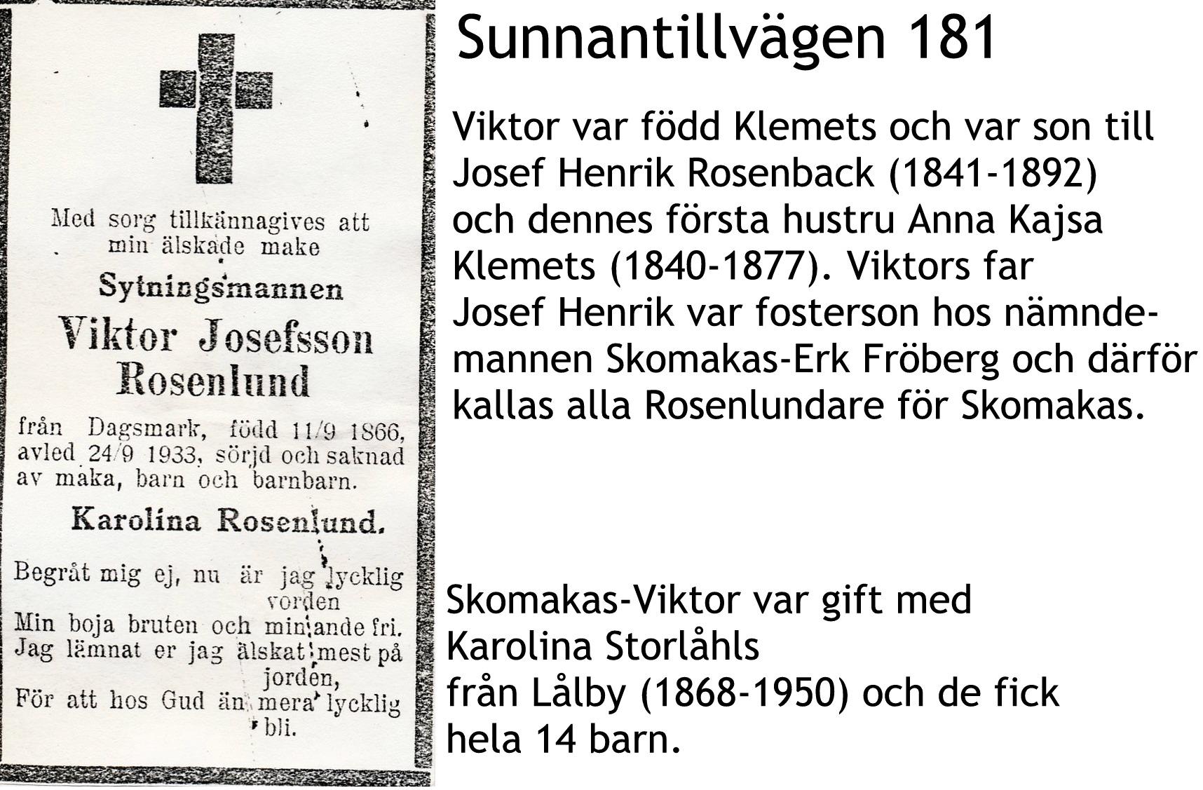Rosenlund Viktor
