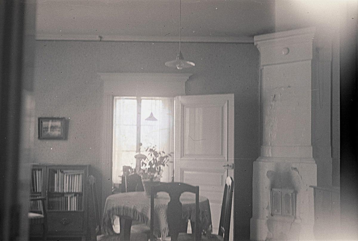 Salens norra sida i Selim Björses bostad.