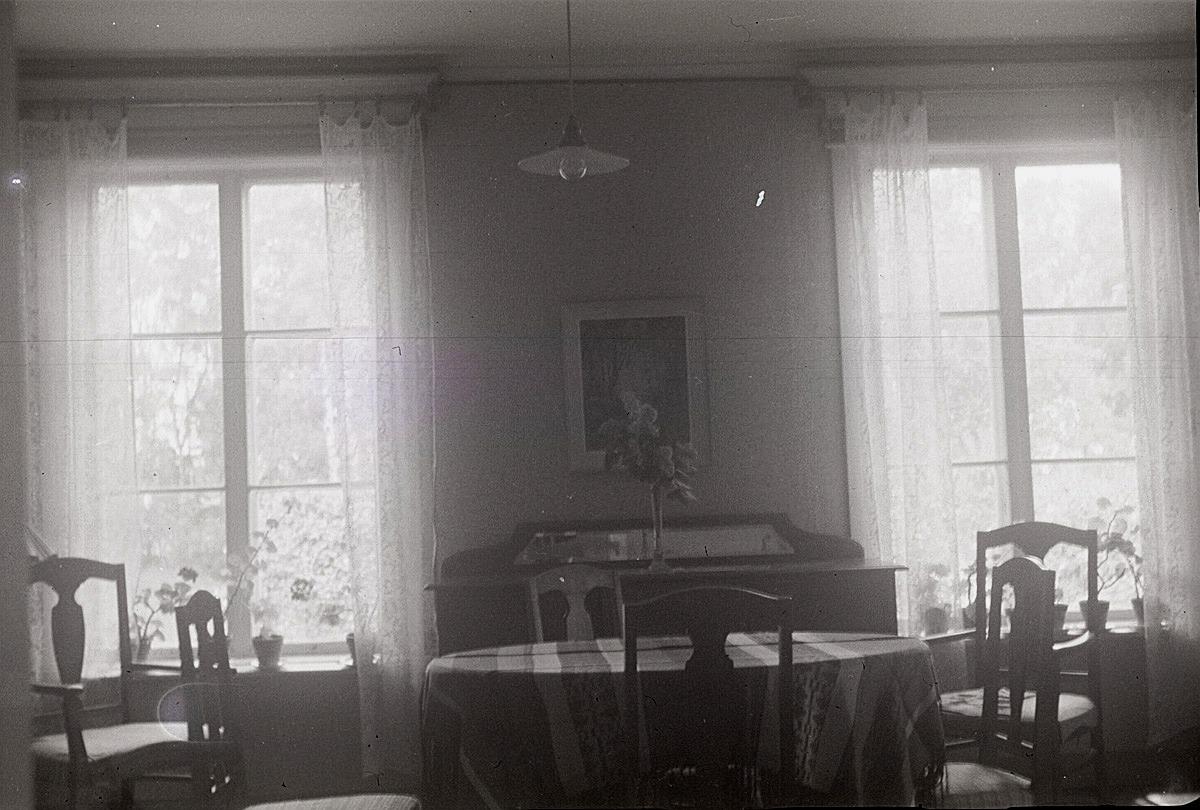 Lärare Björses sal på södra folkskolan.