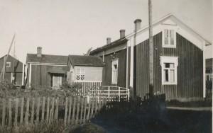 Klåvus gamla gård på Sebbasbackan.