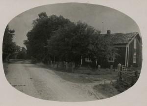 Andersas eller Lennart och Signes gård i Klemets ändan.