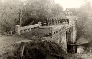 Lillbroen i början på 1930-talet.