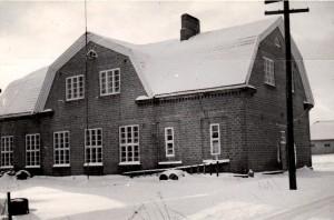 Dagsmark Andelsmejeri som i början på 50-talet blev tellblocksfabrik